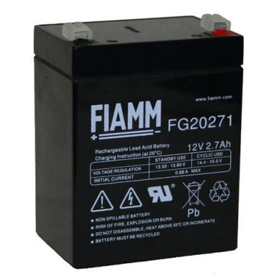 ����������� Fiamm FG 20271 (12� 2.7��) FI-FG12/2.7