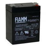 Аккумулятор Fiamm FG 20271 (12В 2.7Ач) FI-FG12/2.7
