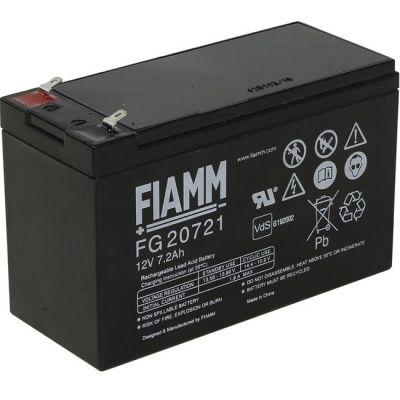 Аккумулятор Fiamm FG 20721 (12V 7.2Ah) FI-FG12/7.2