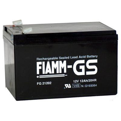 Аккумулятор Fiamm FG 21202 (12V 12Ah) FI-FG12/12