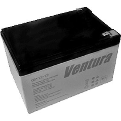 Аккумулятор Ventura GP 12-12-S (12V; 12Ah) V-GP12/12S