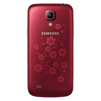 Смартфон Samsung S4 Mini LaFleur GT-I9190 Red GT-I9190ZRZSER