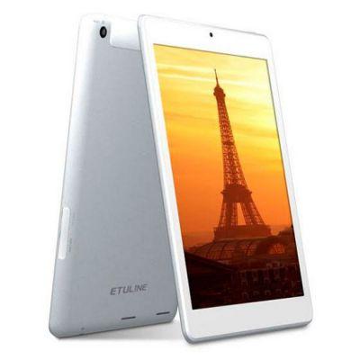 Планшет Etuline T880G 8Gb 3G (Silver)