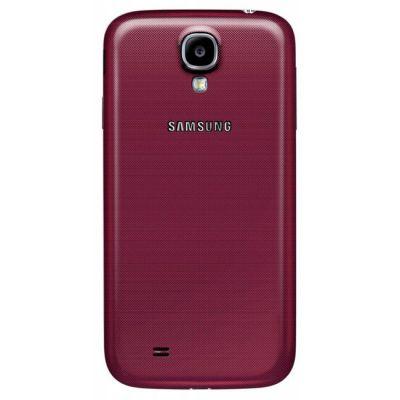 Смартфон Samsung Galaxy S4 GT-I9500 16Gb La Fleur Red GT-I9500ZRZSER