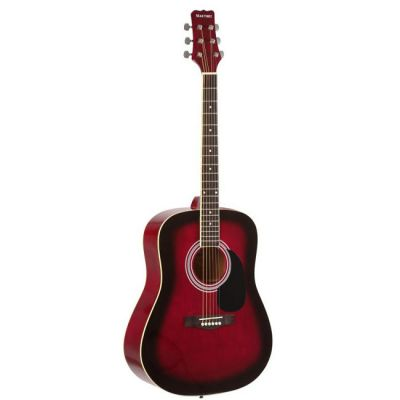 Акустическая гитара Martinez FAW-702 TP