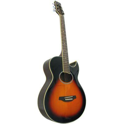 Акустическая гитара Martinez FAW-805 TRS