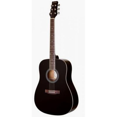 Акустическая гитара Martinez SW-12BK