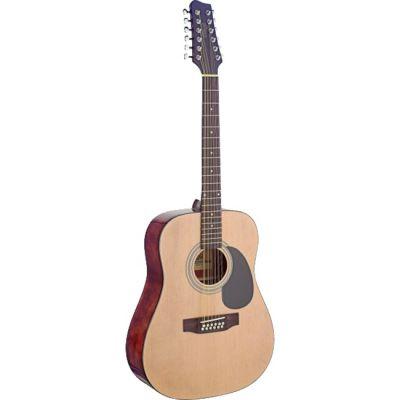 Акустическая гитара Stagg 12-ти струнная SA40D/12-N