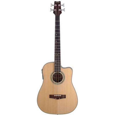 Электроакустическая гитара Stagg басс AB203CE-N