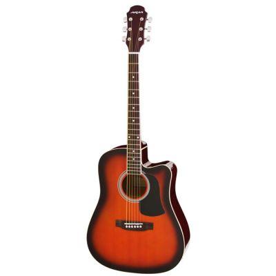 Электроакустическая гитара ARIA AWN-15CE BS