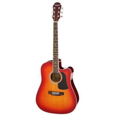 Электроакустическая гитара ARIA AWN-15CE CS