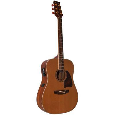 Электроакустическая гитара Martinez FAW - 1216EQ M(S)