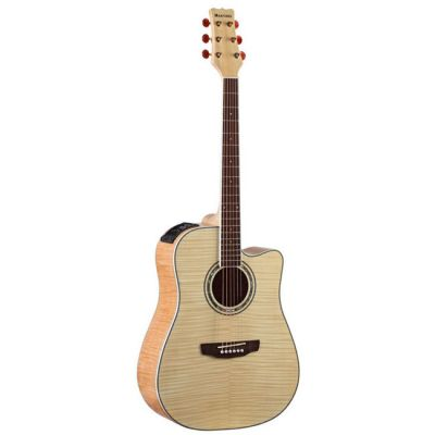 Электроакустическая гитара Martinez FAW-2018CEQ