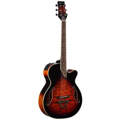 Электроакустическая гитара Martinez FAW-2038CEQ