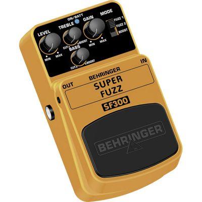 Педаль эффектов Behringer SF300