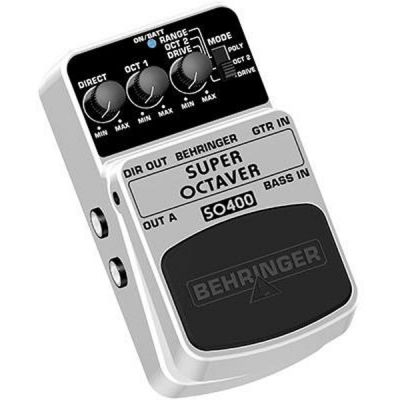 ������ �������� Behringer SO400