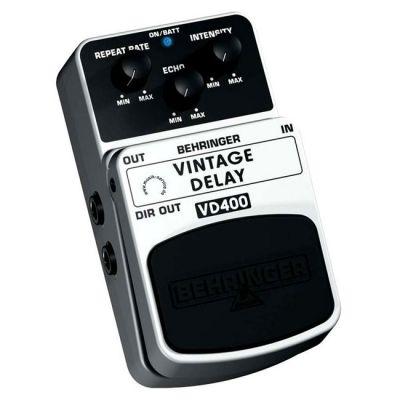 Педаль эффектов Behringer VD400