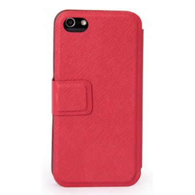 Чехол Miracase для iPhone 5/5S MP-021 PU leather красный