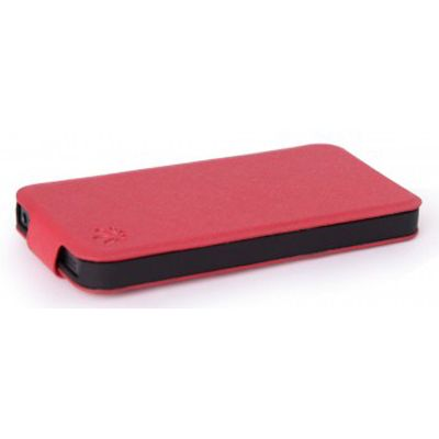 Чехол Miracase для iPhone 5/5S MP-023 PU leather красный