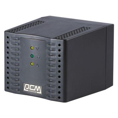 Powercom Стабилизатор напряжения TCA-2000 Black