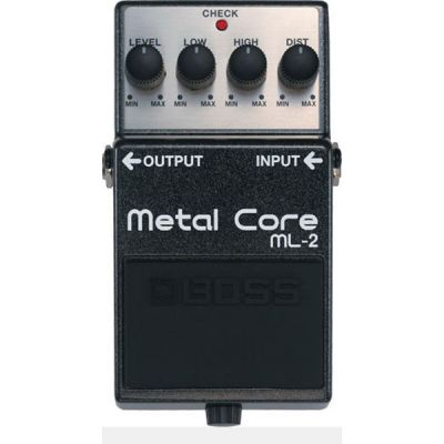 Педаль эффектов BOSS ML2 METAL CORE