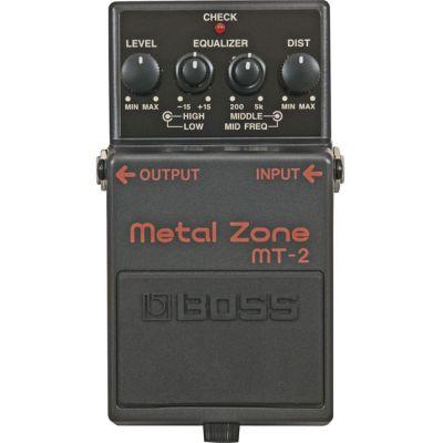 Педаль эффектов BOSS MT2 METAL ZONE