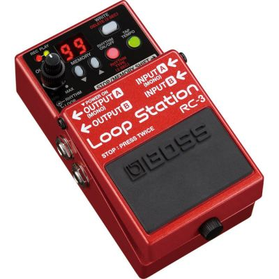 ������ �������� BOSS RC-3 LOOP STATION
