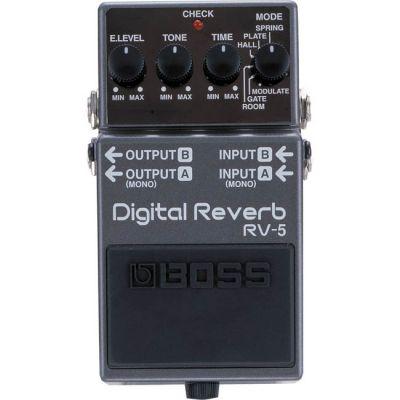 ������ �������� BOSS RV-5 DIGITAL REVERB