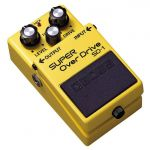 Педаль эффектов BOSS SD1 SUPER OVERDRIVE