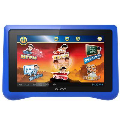 Планшет QUMO Kids Tab 16Gb (Blue)