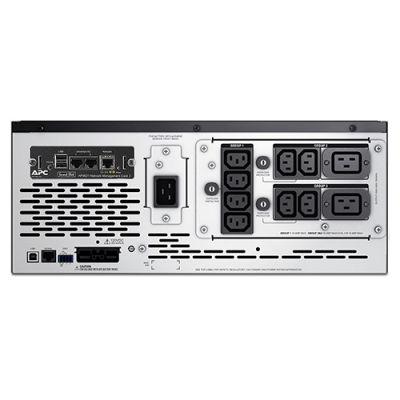 ИБП APC Smart-UPS X 3000VA Rack/Tower LCD 200-240V with Network Card SMX3000HVNC