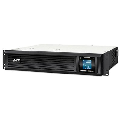 ИБП APC Smart-UPS C 1000VA 2U Rack mountable LCD 230V SMC1000I-2U