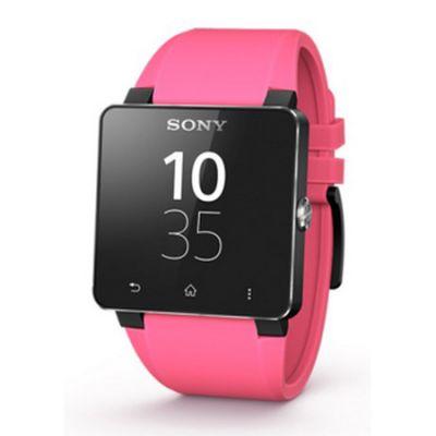 Sony Силиконовый ремешок для SmartWatch 2 SE20 Pink