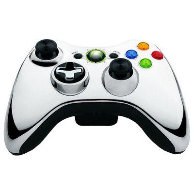 Microsoft ������� XBOX360 ������������ Grey 43G-00020