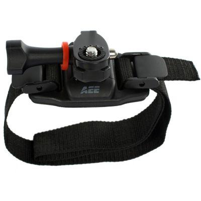 Крепление AEE на шлем Helmet Strap В20А