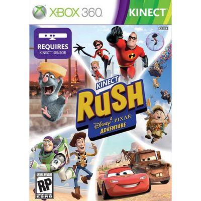 Игра для Xbox 360 Kinect Rush