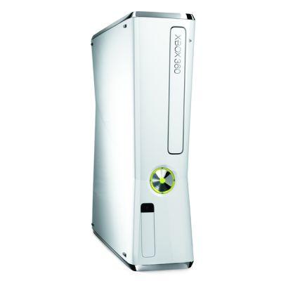 ������� ��������� Microsoft XBOX 360 4Gb White RKB-00055