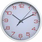 Настенные часы Бюрократ аналоговые WallC-R07P/white