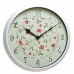 Настенные часы Бюрократ аналоговые WALLC-R23P/white