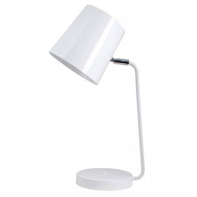 Светильник Бюрократ настольный BP-8/White