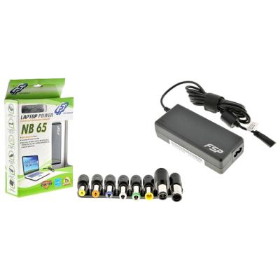 Адаптер питания FSP для ноутбуков (универсальный) NB 65 PNA0650645