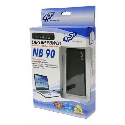 Адаптер питания FSP для ноутбуков (универсальный) NB V3 90 PNA0901335