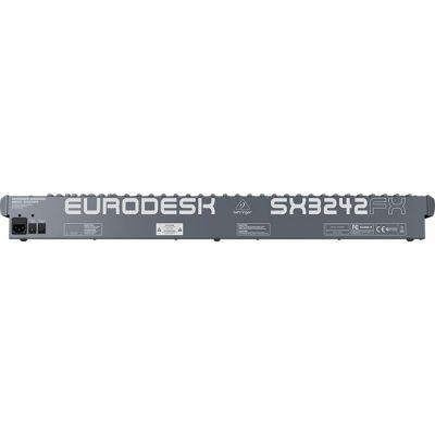 Микшерный пульт Behringer SX3242FX EURODECK