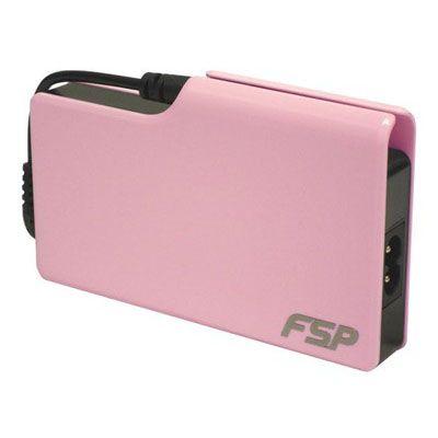 Адаптер питания FSP для ноутбуков (универсальный) NB Q90 Pink PNA0900913