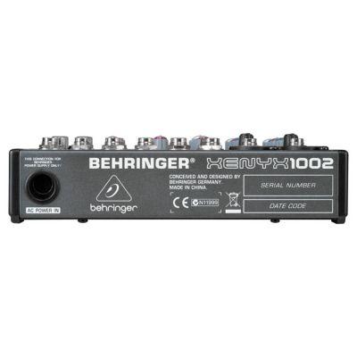 ��������� ����� Behringer Xenyx 1002