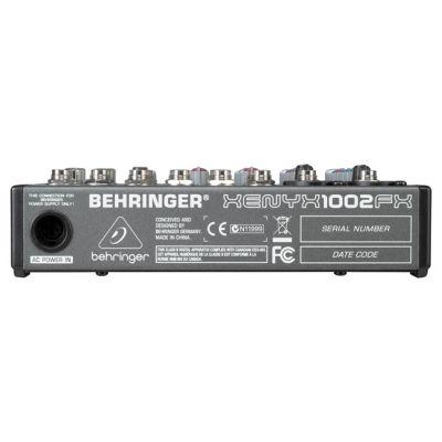 Микшерный пульт Behringer 1002FX