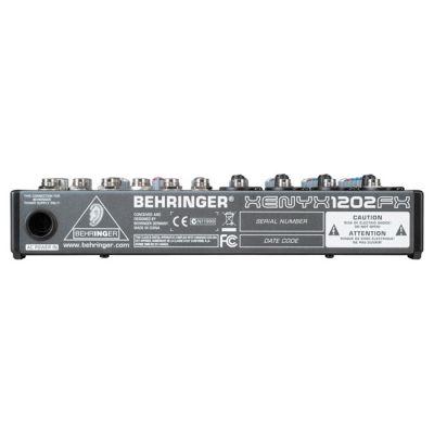Микшерный пульт Behringer 1202FX