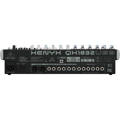 Микшерный пульт Behringer QX1832USB