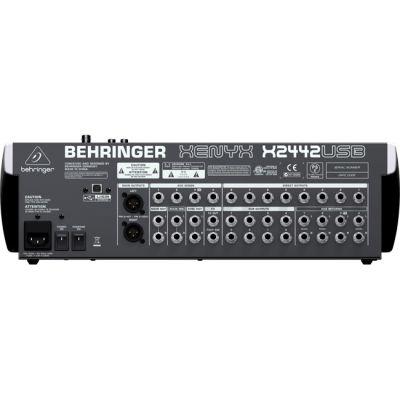 Микшерный пульт Behringer X2442USB