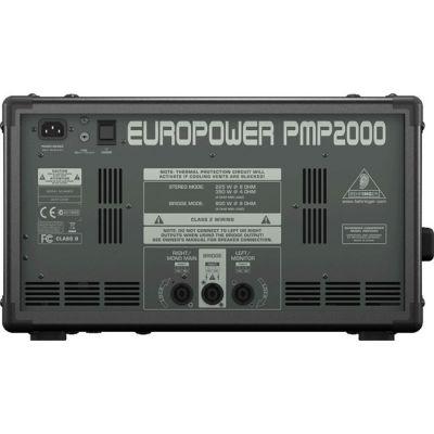 ��������� ����� Behringer � ���������� PMP2000